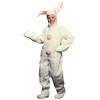 Bunny Suit White Men's XL